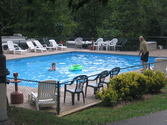 Natural bridge lexington koa va campground reviews - Camping near me with swimming pool ...