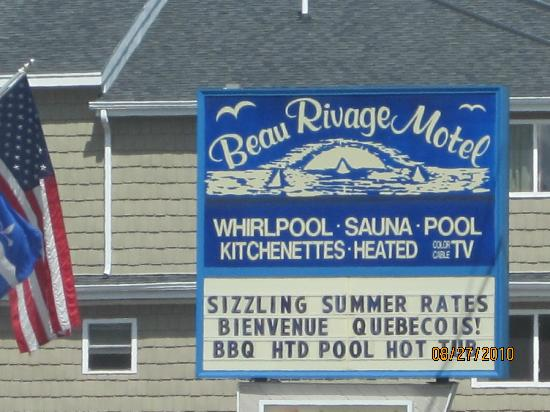 Beau Rivage Motel