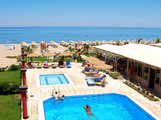 Odyssia Beach Hotel