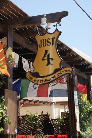 Just 4 Beer Bar Restaurant