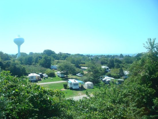 Photo of Fishermen's Memorial State Park and Campground Narragansett