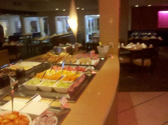 Aquarius casino buffet