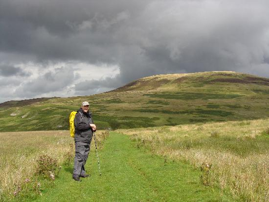 The Weary: Tarnmonath Fell, Geltsdale walk