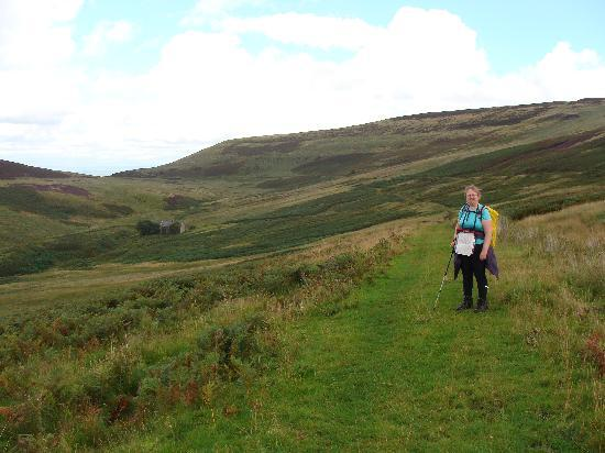 The Weary: Talkin Fell, Geltsdale walk