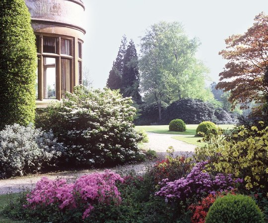 Grayshott Spa grounds