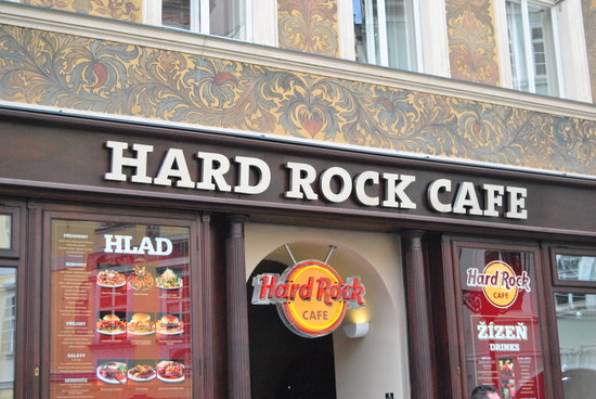 Hard rock cafe prague prag omdömen om restauranger tripadvisor