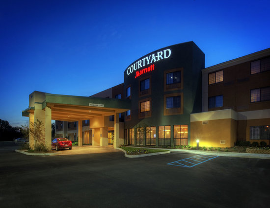 ‪Courtyard by Marriott Johnson City‬
