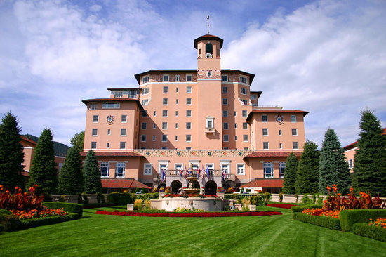 ‪The Broadmoor‬