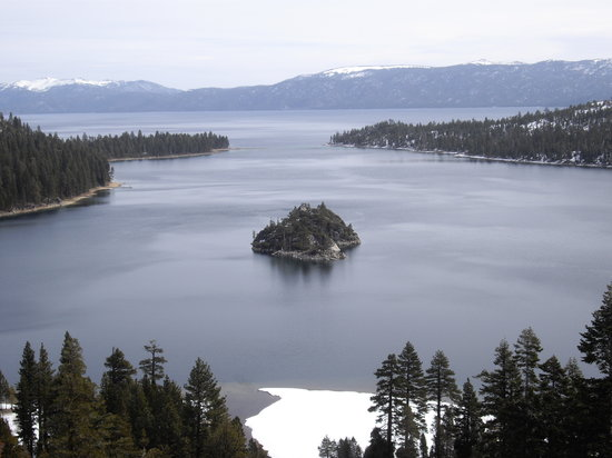 South Lake Tahoe, Californië: Emerald Bay