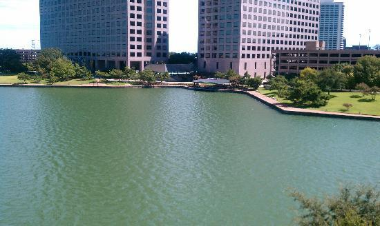 Dallas Marriott Las Colinas: The Lake View