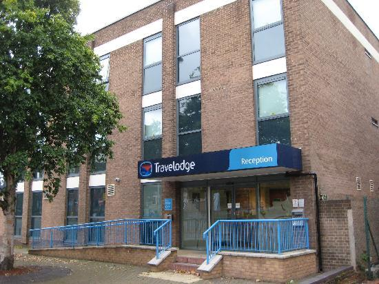 Travelodge Wolverhampton Central