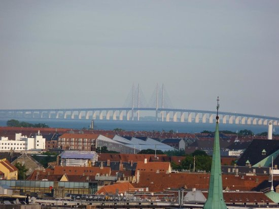 Dinamarca: Malmo bridge