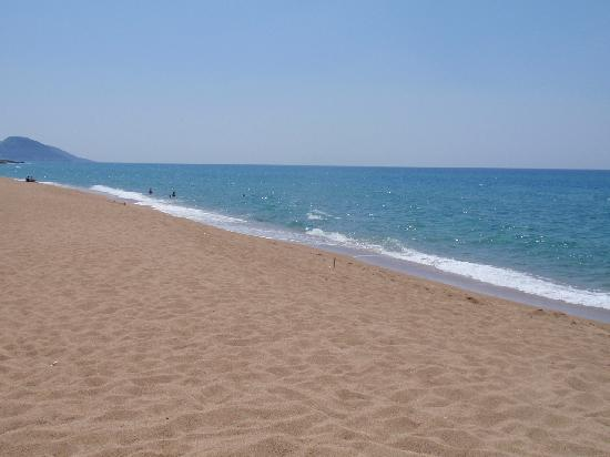 Messenia Region, Yunanistan: The Beach