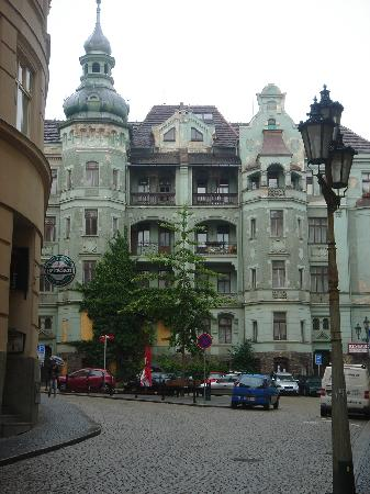 Brno, Czech Republic: Quaint streets