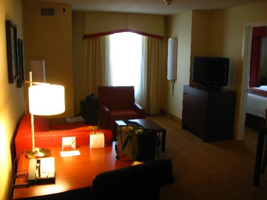 Residence Inn Concord: Room2