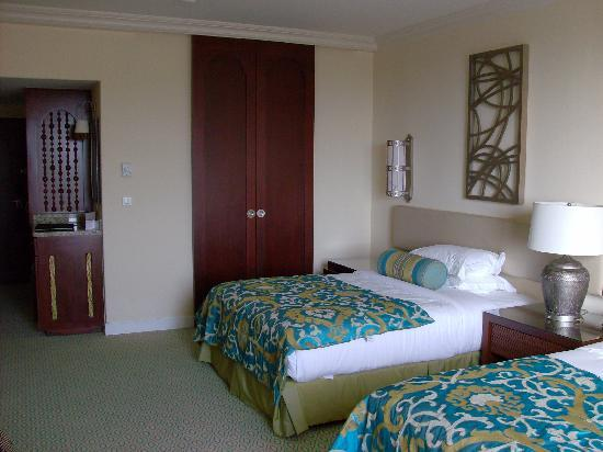 Mazagan Beach Resort: La chambre