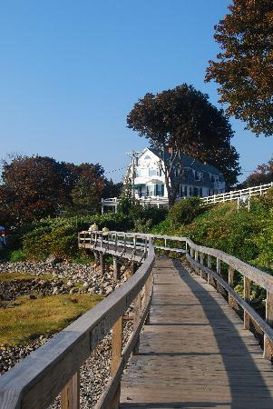 Marginal Way House and Motel : View of Marginal Way House 