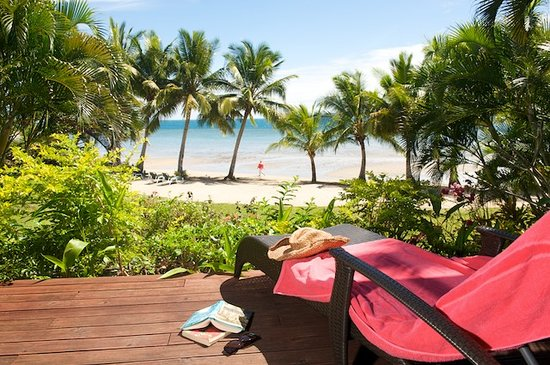 Wananavu Beach Resort: Fiji Time