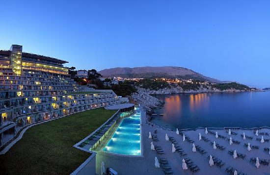 Rixos Hotel Libertas : Panoramic View