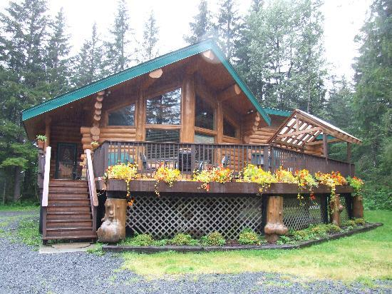 bear paw lodge exterior