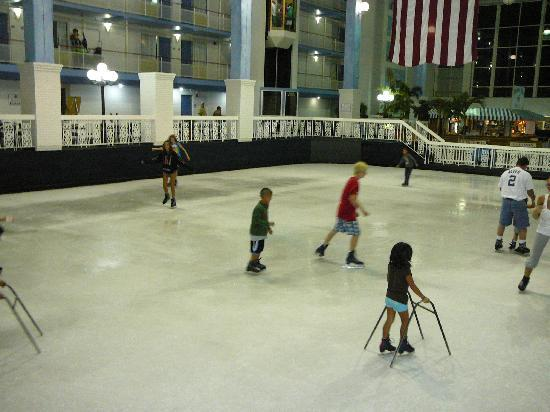Carousel Ice Skating Rink Ocean City Md Address Phone