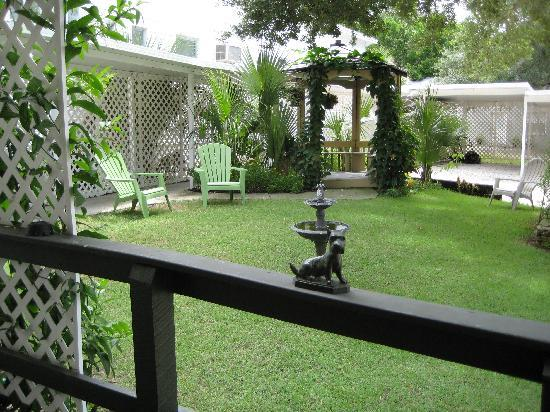 the backyard at the hotel picture of mount dora lake county