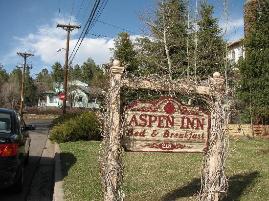 ‪‪Aspen Inn Bed and Breakfast‬: The Aspen Inn welcomes you to Flagstaff, AZ!‬