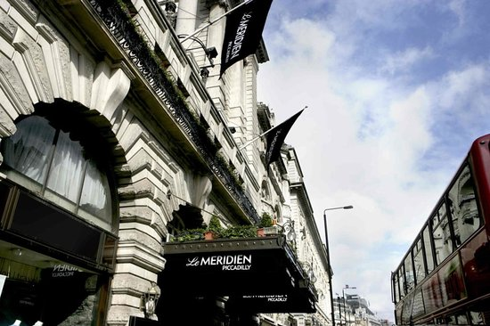 Le Meridien Piccadilly Facade