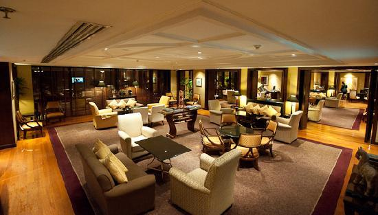 Plaza Athenee Bangkok, A Royal Meridien Hotel: Club Lounge