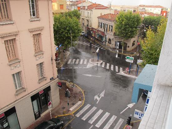 Hotel de l'Etoile: A view from our room