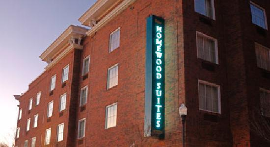 Homewood Suites by Hilton Huntsville-Village of Providence: Hotel Sign