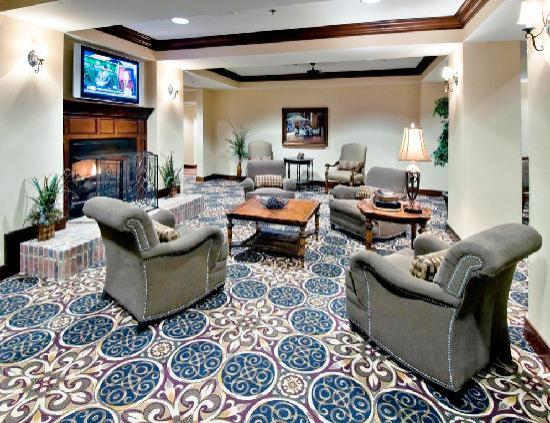 Homewood Suites by Hilton Huntsville-Village of Providence: Lobby