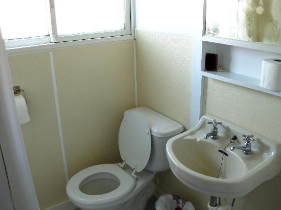 Piney Point Resort: Equally spotless bathroom