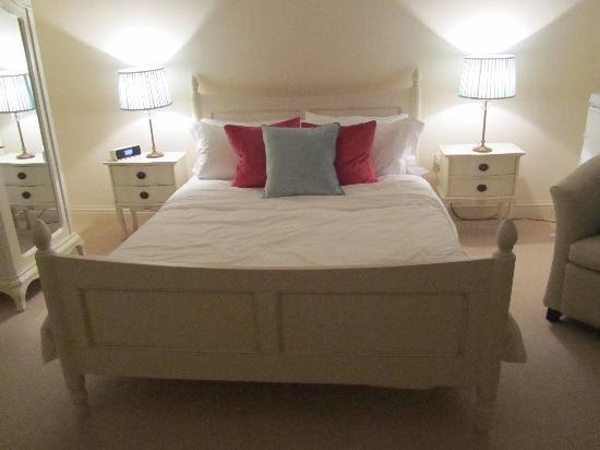 The Coach House Boutique Bed and Breakfast: Bedroom