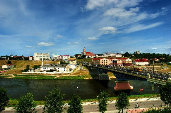Grodno attractions