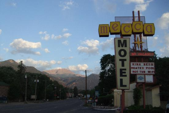 Mecca Motel: Beautiful surroundings