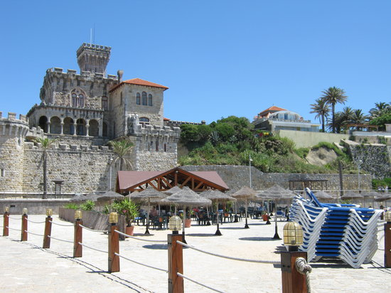 Cascais, Portugal: Seafront at Estoril