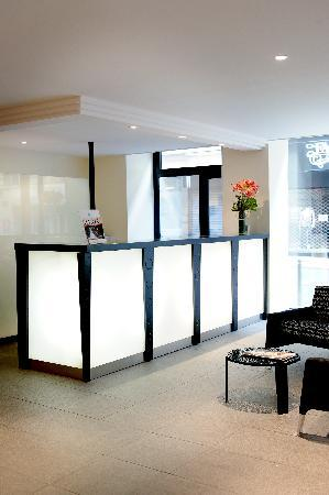 New Hotel Saint Lazare: Réception
