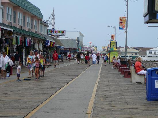 Wildwood Nj Bed And Breakfast By The Beach