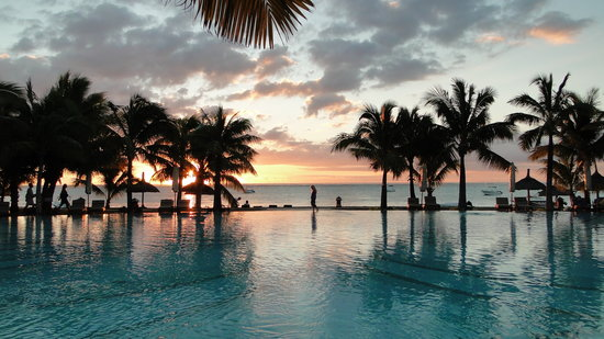 Le Morne : Sunset 