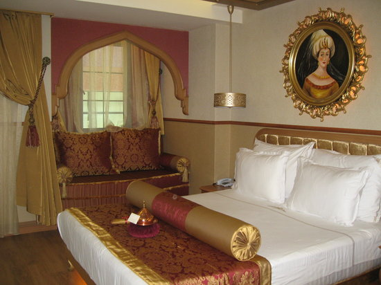 Hotel Sultania: chambre