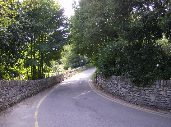 Road to Riverville House