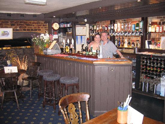 The Star Inn Ringwood: Host