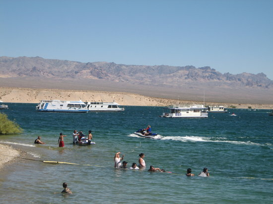 Lake Havasu City Az To Las Vegas Nv