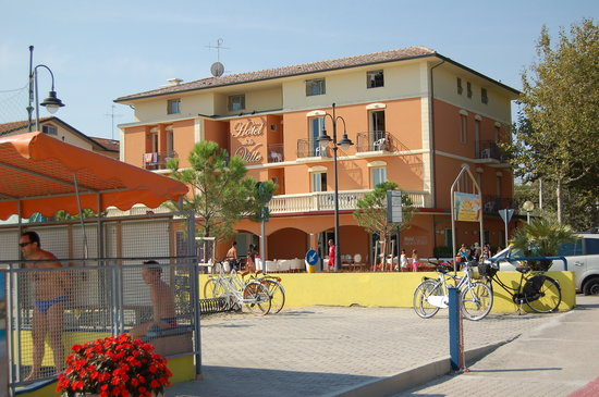 Photo of Hotel de la Ville Cesenatico