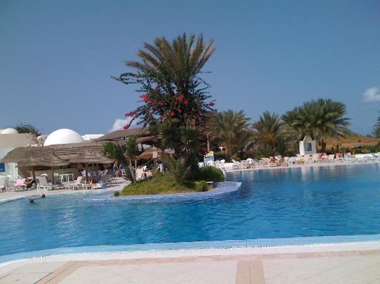 Midoun, Tunisia: Piscine