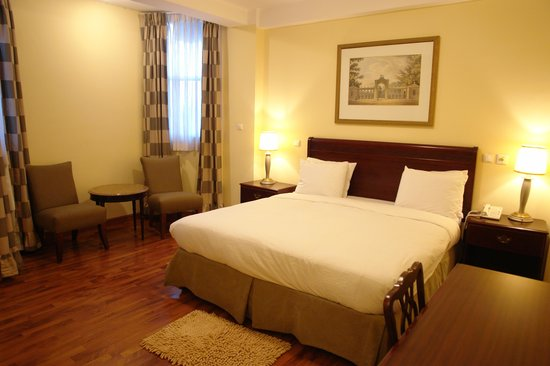 Addis Regency Hotel: My Room