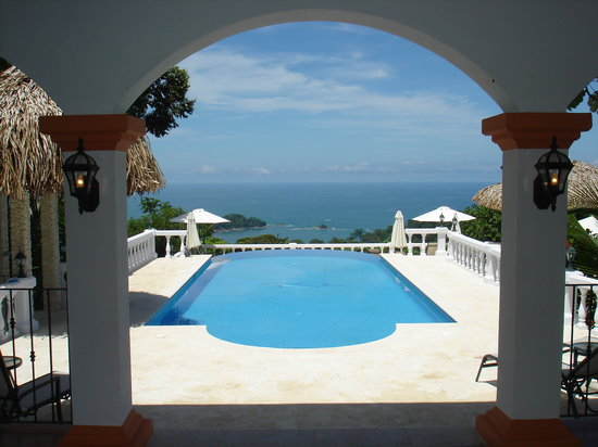 Villa Ambiente: NICE POOL - GREAT VIEW