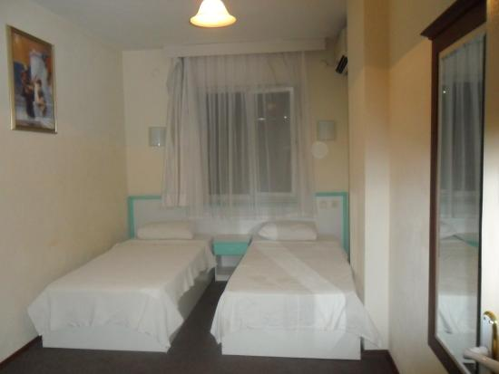 Altinbas Apart Hotel: Spacious immaculate room