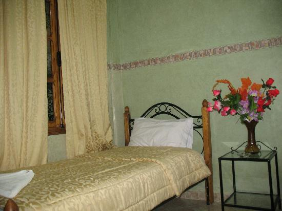 Faouzi Hotel: chambre single